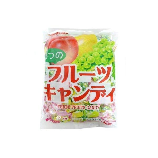 Kẹo hoa quả 3 vị Senjaku 1kg- Hàng Nhật nội địa