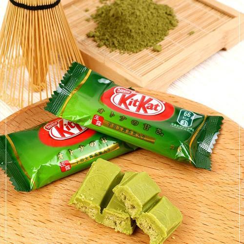 kIT KAT-GREEN TEA 5.15 OZ - Hàng Nhật nội địa