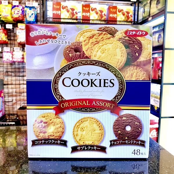 Bánh Cookies Original Assort Ito Nhật Bản mẫu mới- Hàng Nhật nội địa