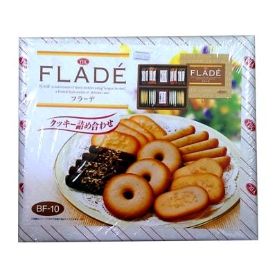 Bánh FLADE BF-10 - Hàng Nhật nội địa