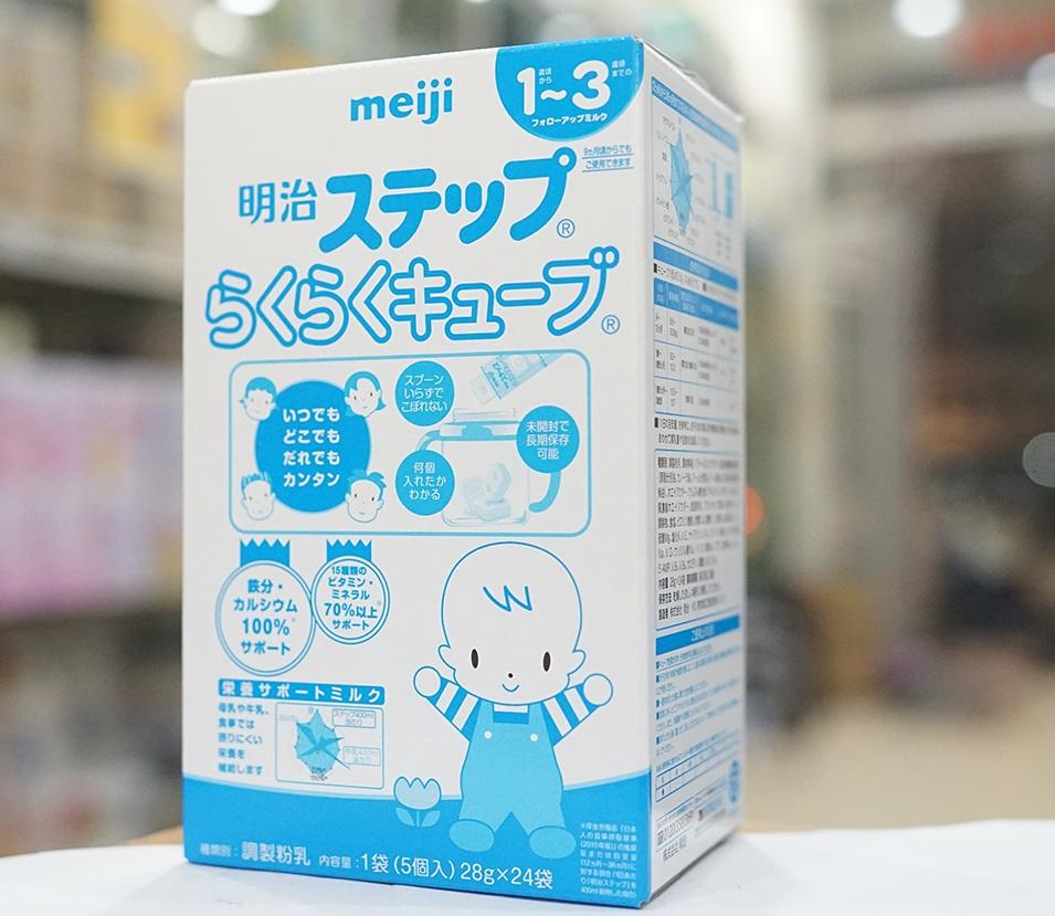 BIG SALE/ Sữa meiji thanh số 9 ( hộp 24 thanh) 672g - Hàng Nhật nội địa Nhật Bản