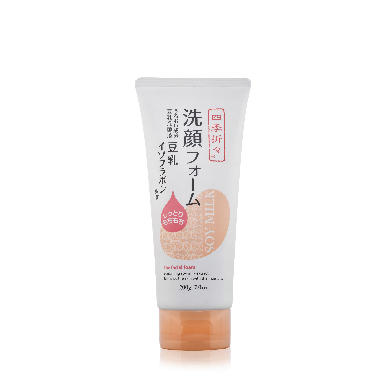 Sữa rửa mặt chiết xuất từ đậu nành Soy Milk 200g - Hàng Nhật nội địa
