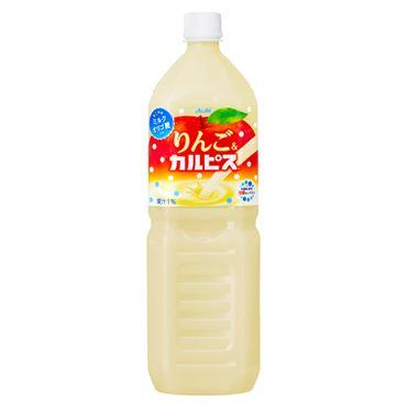 Nước ép vị táo Calpis Apple & Calpis 1.5 lít - Hàng Nhật nội địa