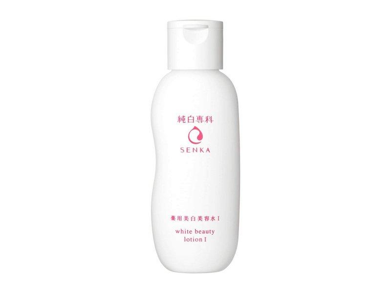 Nước dưỡng làm mềm và trắng da Shiseido Senka