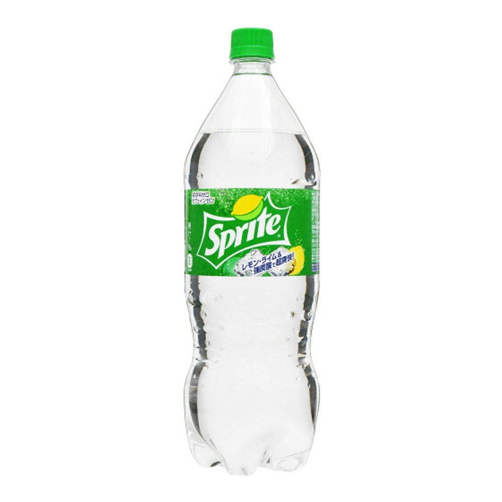 Nước ngọt Sprite vị chanh 1,5 lít Nhật Bản - Hàng Nhật nội địa