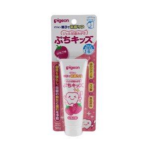 Kem đánh răng PIGEON hương dâu 50G - Hàng Nhật nội địa