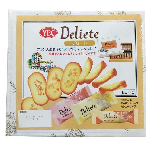 Bánh quy YBC Deliete 60 cái - Hàng Nhật nội địa