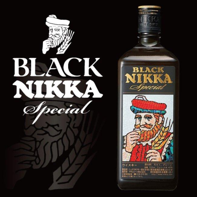 Rượu Whisky Black Nikka Special 720ml- Hàng Nhật nội địa