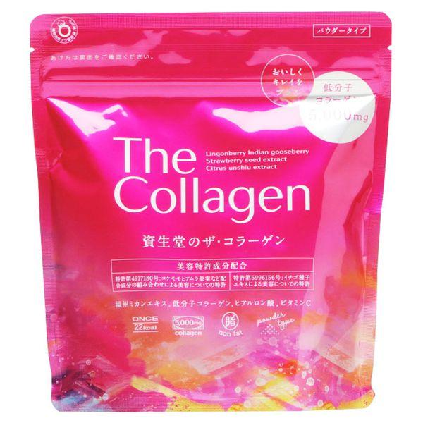 The Collagen Shiseido 5000mg Dạng Bột 126g ( New) - Hàng Nhật nội địa