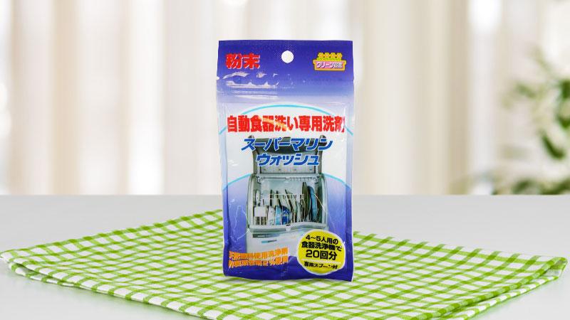 Nước rửa chén dùng cho máy rửa bát- Hàng Nhật nội địa