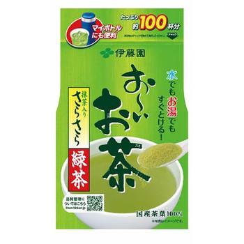 Bột trà xanh matcha nguyên chất - Hàng Nhật nội địa
