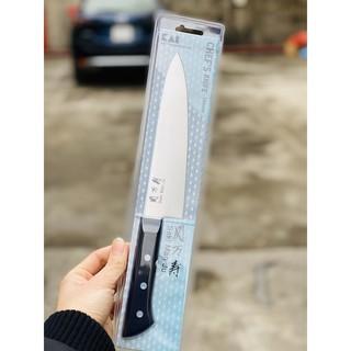 Dao bếp lưỡi nhọn bản nhỏ Seki Kai 18cm - Hàng Nhật nội địa