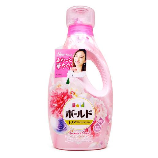 Nước giặt Bold Renoa Happiness Aromatic & Floral 850g - Hàng Nhật nội địa