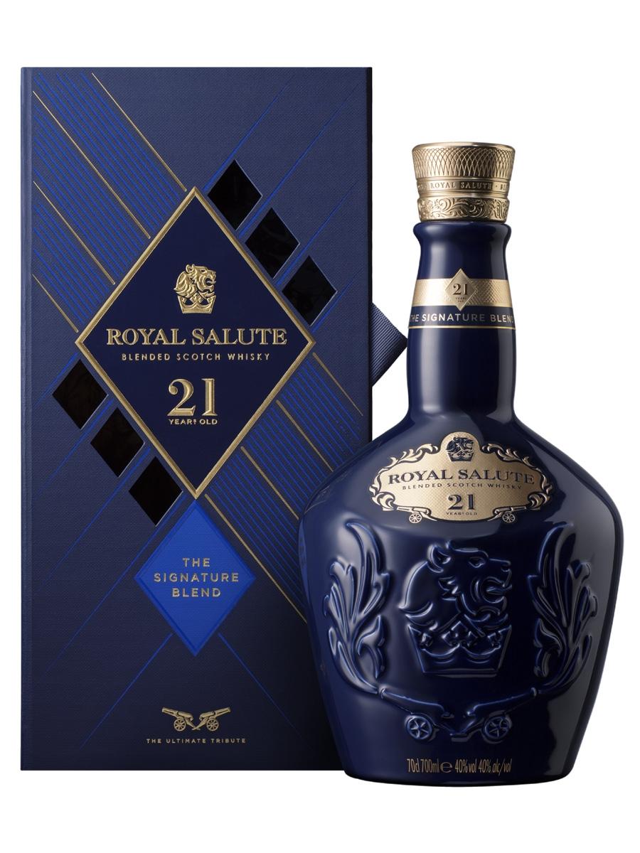 Rượu Chivas Royal Salute 21 Years 700ml bản nội địa Nhật