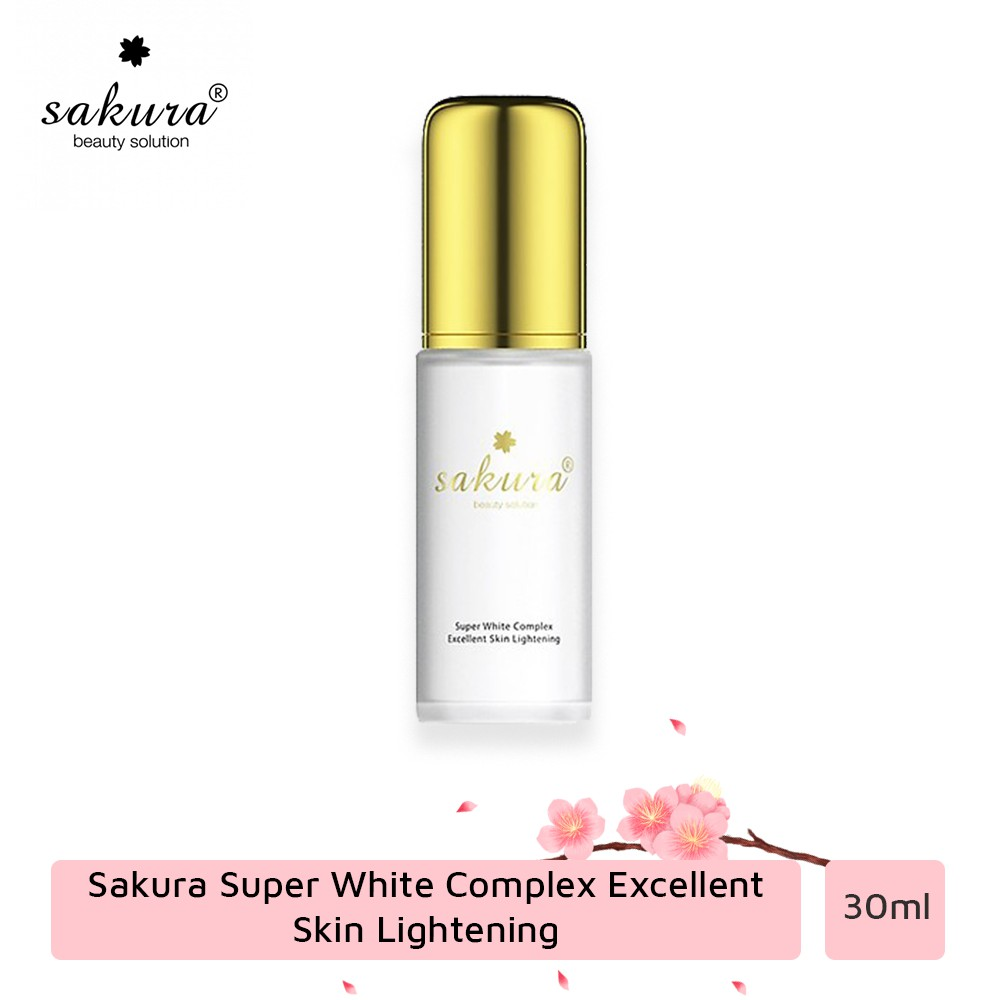 Serum phục hồi chống lão hóa da Sakura Super Restorative Serum
