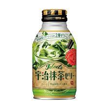 Nước uống thạch trà xanh POKKA SAPPORO 300ml- Hàng Nhật nội địa