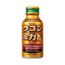 Nước tinh nghệ giải rượu House 100 ml- Hàng Nhật nội địa