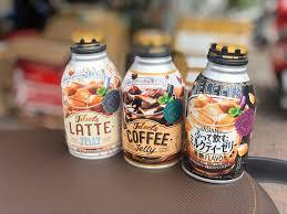 Nước uống thạch cà phê POKKA SAPPORO- Hàng Nhật nội địa