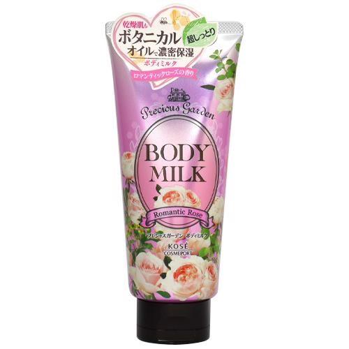 Kem dưỡng thể Kose hương hoa hồng 200g - Hàng Nhật nội địa