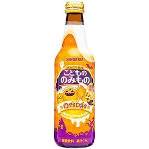 Bia hoa quả Sangaria Nhật Bản vị cam - Hàng Nhật nội địa