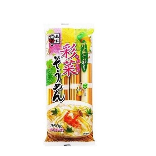 Mỳ Hiyamugi rau củ - Hàng Nhật nội địa