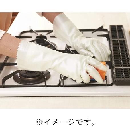 Găng tay rửa bát kháng khuẩn chống mồ hôi SHOWA size L (new 2021) - Hàng Nhật nội địa