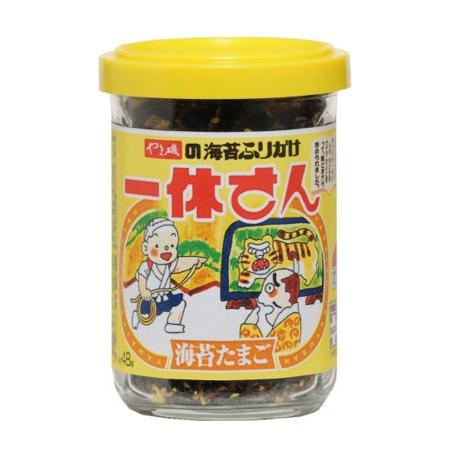Gia vị rắc cơm furikake Nhật Bản Yamaiso Ikkyusan 48g - Hàng Nhật nội địa