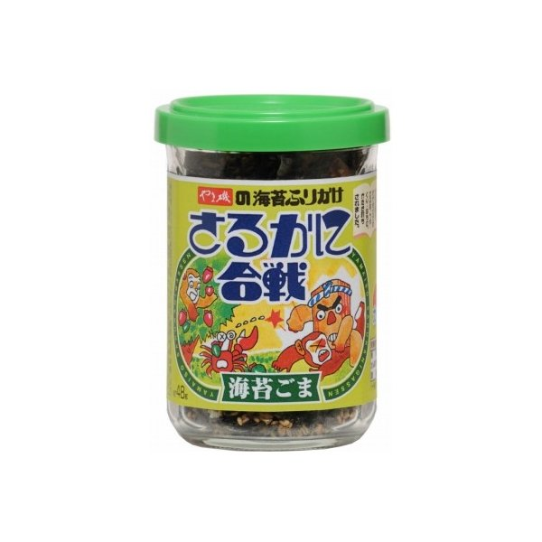 Gia vị rắc cơm Yamaiso 48g (xanh) - Hàng Nhật nội địa