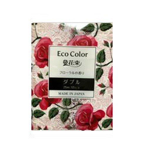 Giấy Vệ Sinh Eco Color Hương Hoa Set 18 siêu mềm mịn- Hàng Nhật nội địa