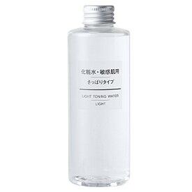 Nước Hoa Hồng Muji Light Toning Water - Hàng Nhật nội địa