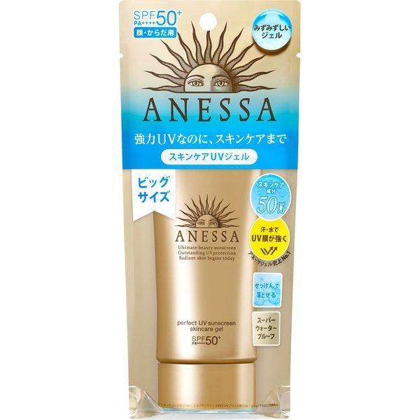 Gel chống nắng bảo vệ hoàn hảo Anessa shiseido 90g SPF 50+ - Hàng Nhật nội địa