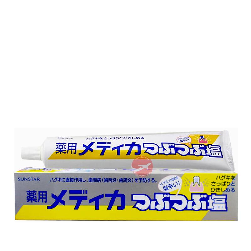Kem đánh răng muối Sunstar 170g - Hàng Nhật nội địa