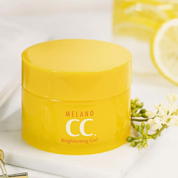 Gel dưỡng sáng da, trị thâm nám CC Melano Vitamin C Brightening- Hàng Nhật nội địa