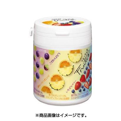 Kẹo cao su hoa quả 3 vị Fruitio - Hàng Nhật nội địa