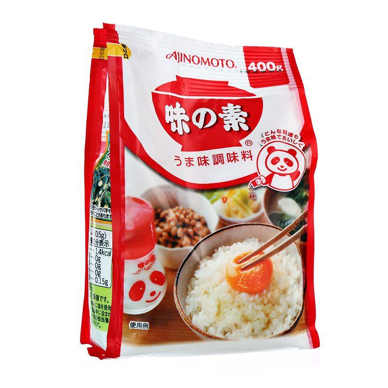 Mì chính Ajinomoto 400g nguyên chất - Hàng Nhật nội địa