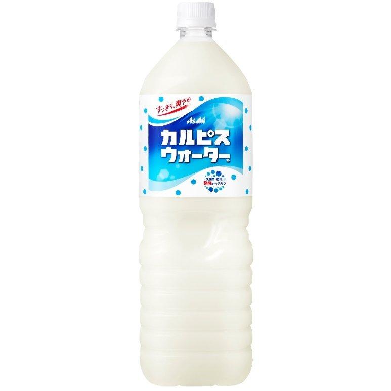 Nước sữa chua Calpis Water 1.5 lít - Hàng Nhật nội địa