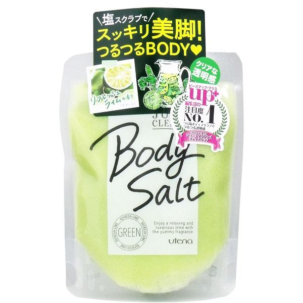 Muối tắm body salt hương chanh 300g - Hàng Nhật nội địa