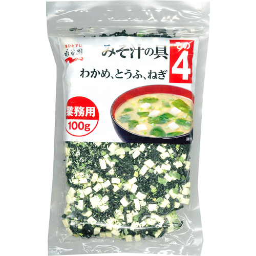 Rong biển đậu hũ khô Nagaya gói 100g - Hàng Nhật nội địa