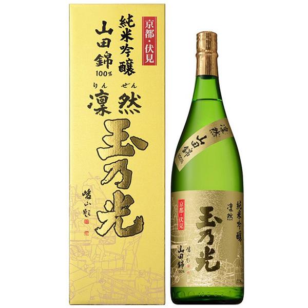 Rượu Sake Junmai Ginjo Tokusen 720ml- Hàng Nhật nội địa