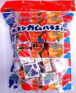 Kẹo cao su vị hoa quả Makukawa - Hàng Nhật nội địa