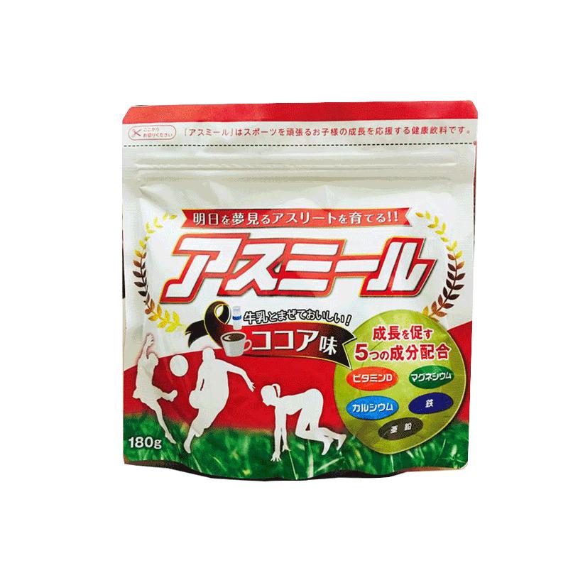 Sữa phát triển chiều cao ASUMIRU gói 180g - Hàng Nhật nội địa