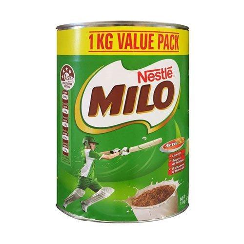 Sữa Nestlé Milo Value Úc hộp 1kg