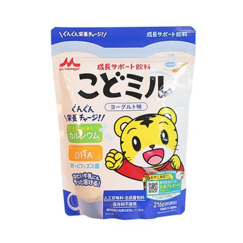 Sữa dinh dưỡng Kodomiru Morinaga cho trẻ từ 1,5 tuổi vị dâu- Hàng Nội nội địa