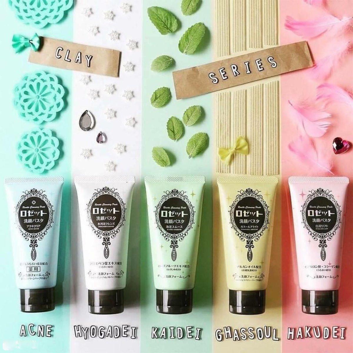 (BIG SALE) Sữa rửa mặt Rosette HAKUDEI LIFT- Hàng Nhật nội địa