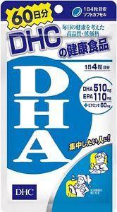 Viên uống bổ sung DHA DHC 60 ngày - Hàng Nhật nội địa