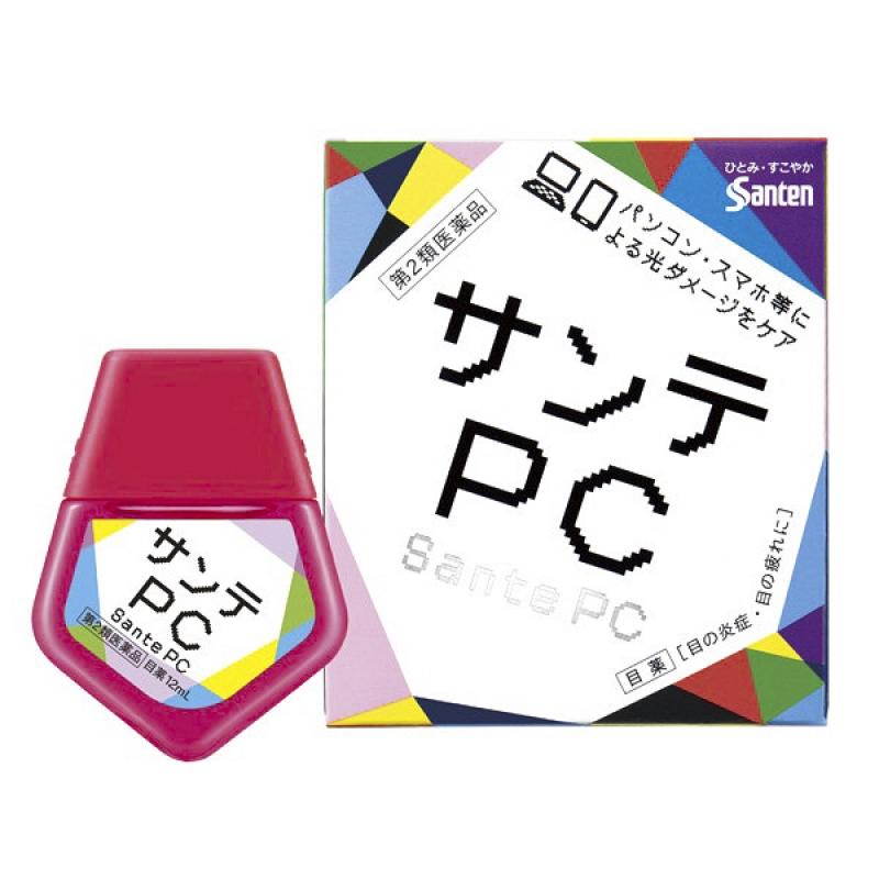 Thuốc nhỏ mắt Santen PC Nhật Bản - Hàng Nhật nội địa