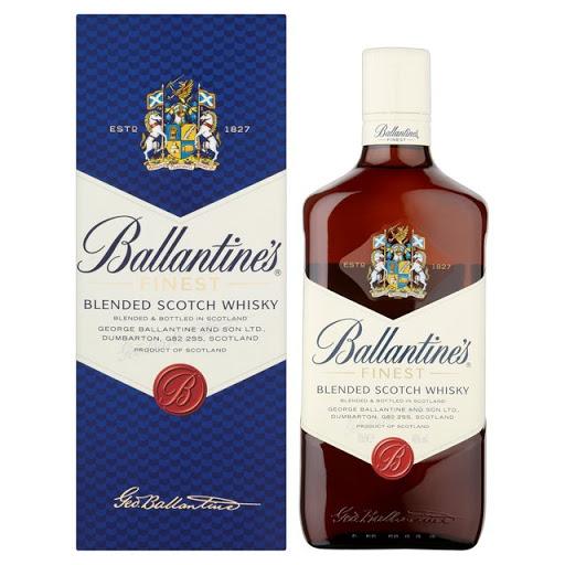 Rượu Ballantine's Scotch Whisky 700mL bản nội địa Nhật