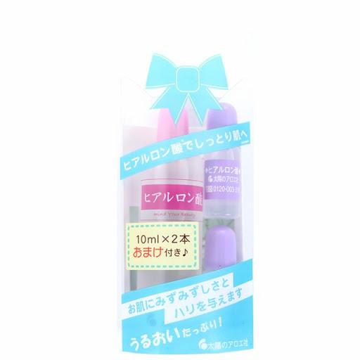 Tinh chất serum cấp ẩm Hyaluronic Acid 80ml kèm 2 lọ 10ml - Hàng Nhật nội địa