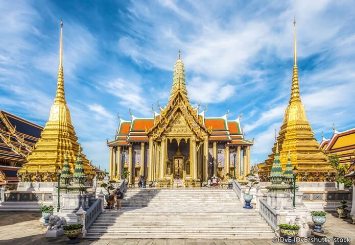 Bangkok's Amazing Grand Palace