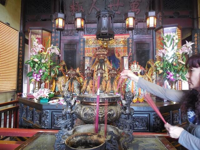 Kuankung Temple